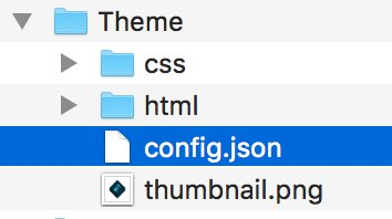 find config.json