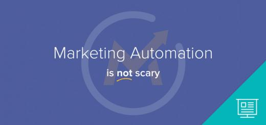 Learning marketing automation is not scary slideshare
